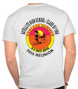 High School Reunion T Shirt Printing Brevard County